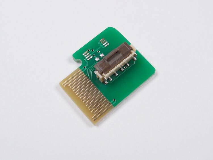 Sensor board for flow-through biosensors