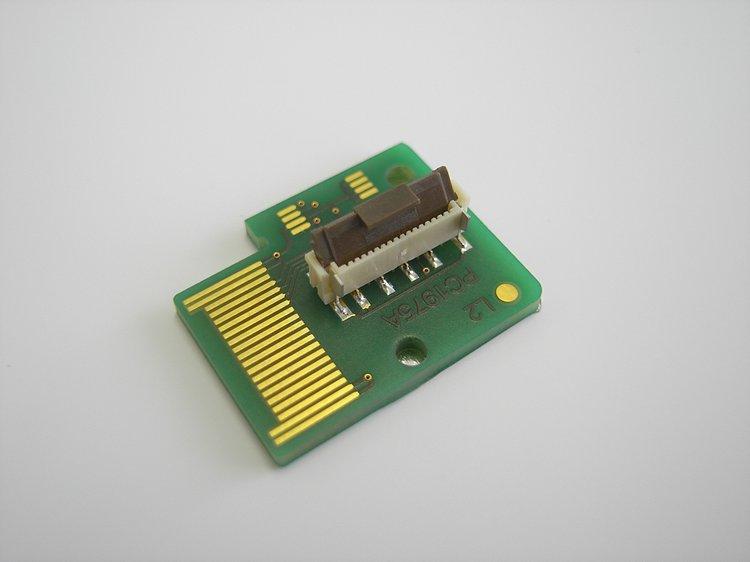 Sensor holder board